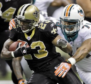 Dolphins Saints Football