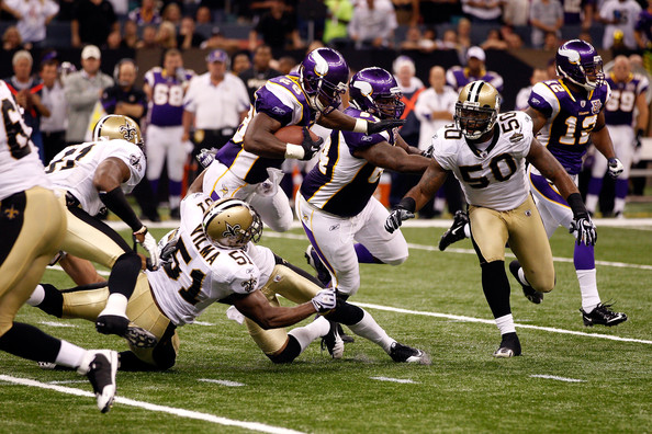 Could Adrian Peterson Find His Way Back to the Saints in 2018?
