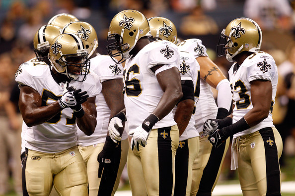 Saints looked solid in pre-preseason, let's hope that translate into wins for the regular season