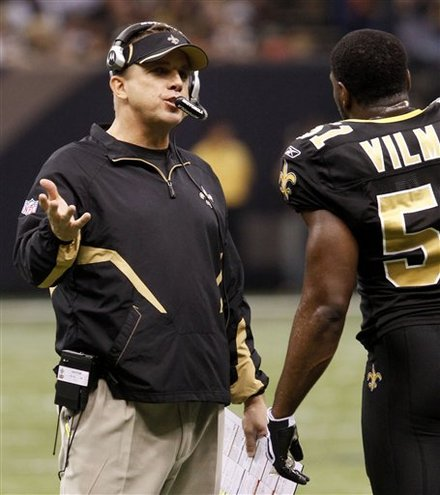NFL Talking Sean Payton About an Early Return