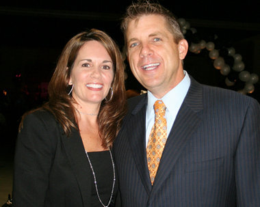 On the Outs; Sean Payton and Wife of Near 20 Years Getting a Di…