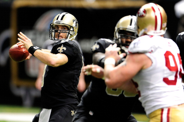 New Orleans Saints vs. San Francisco 49ers: How the game was lo…