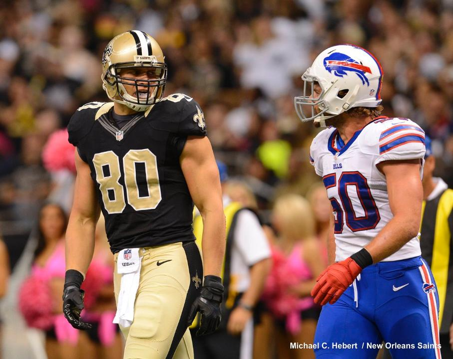 Saints To Place Franchise Tag On Jimmy Graham