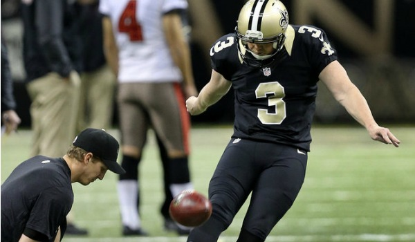 Saints Re-sign Shayne Graham To One-year Deal