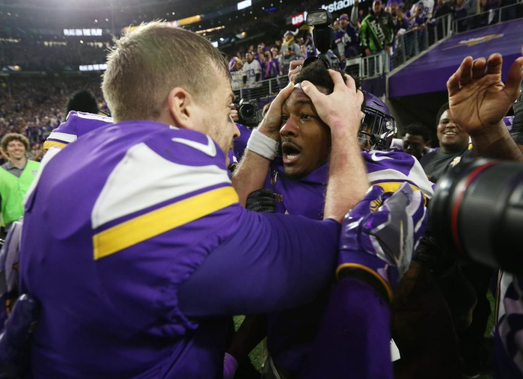 Saints Fan Actor Michael Rapaport Lives and Dies with the End of the Loss to the Vikings