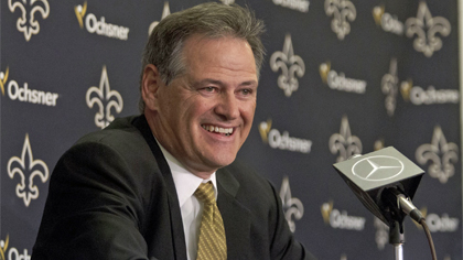 Saints GM Mickey Loomis Season Was 'Jerked Out from Under Us'