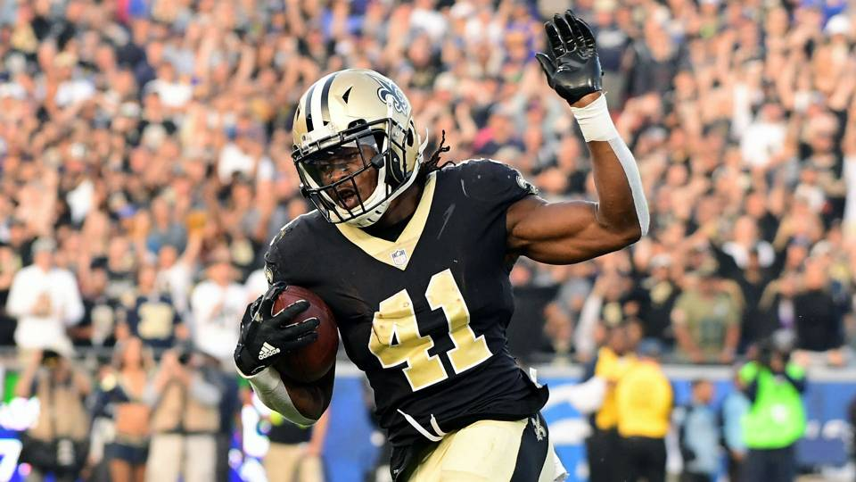Drew Brees or Alvin Kamara? Who Does the Burden Fall on With Mark Ingram Suspended