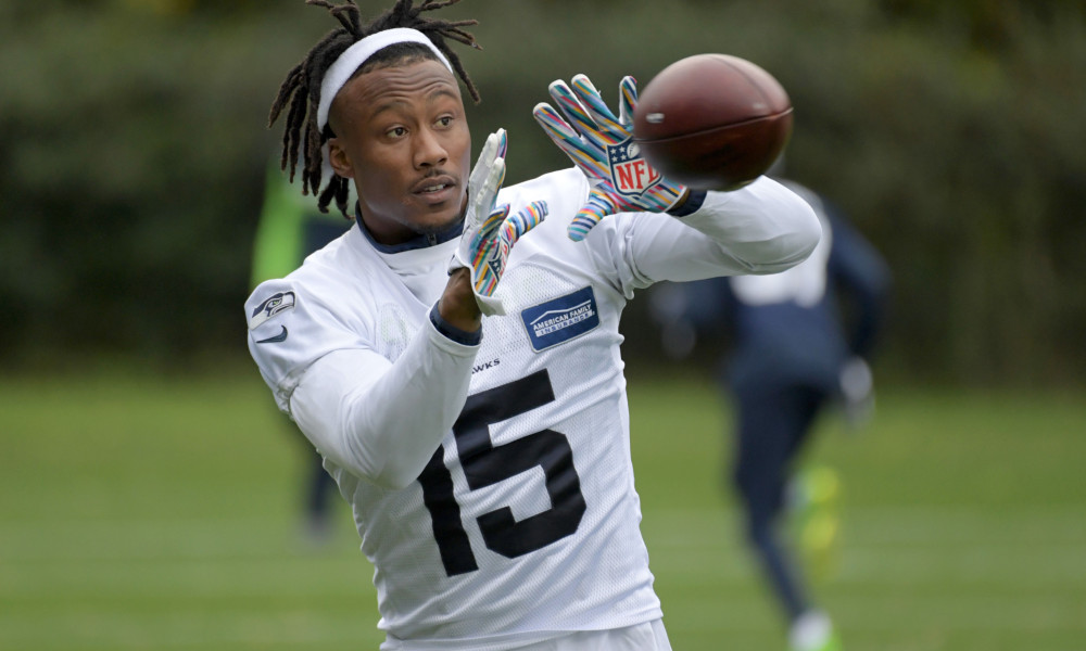 Saints Release WR Brandon Marshall to Ink Tight End Erik Swoope