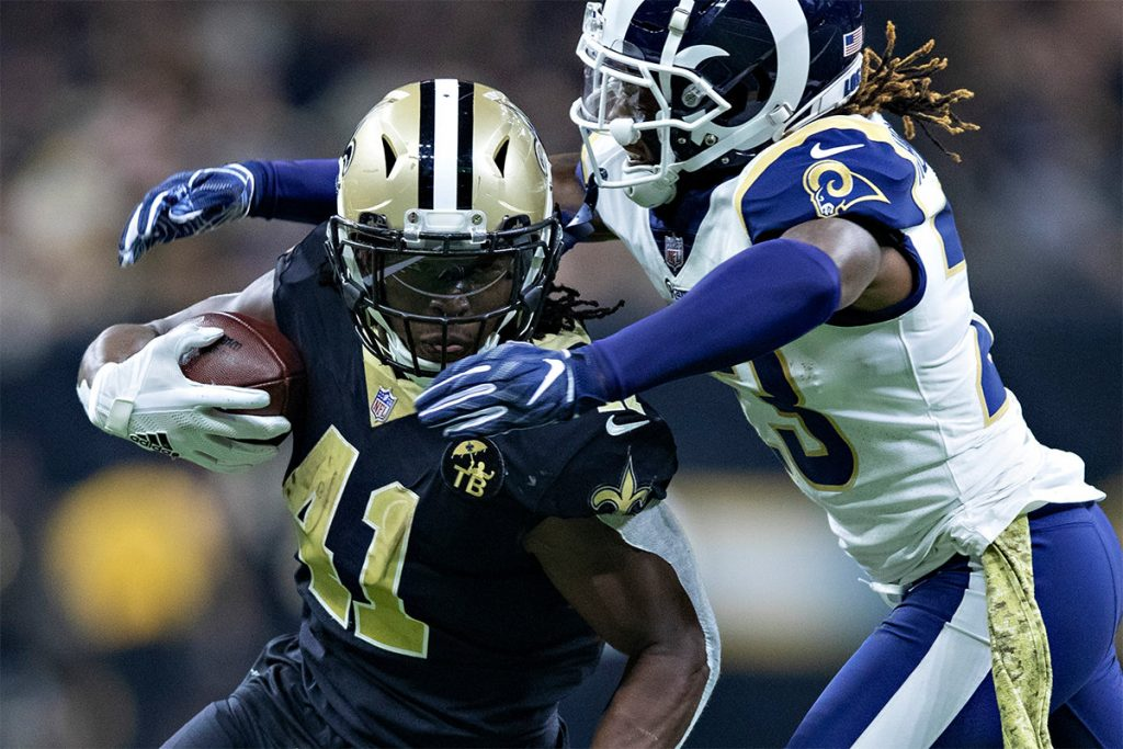 The Saints Want to Make it Two Straight Vs the Rams; Three Keys to Winning the NFC Title Game