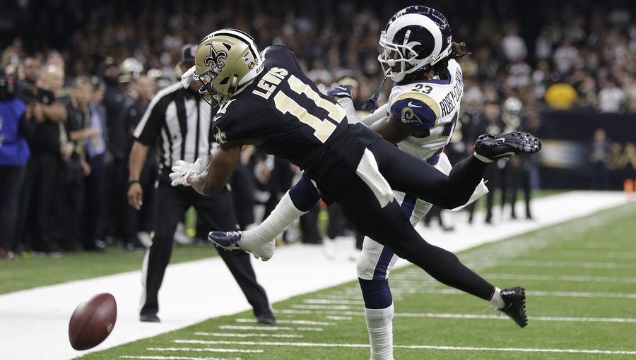 Lawsuit Hoping for a Do-Over of the NFC Title Game Between the Saints and Rams Rejected